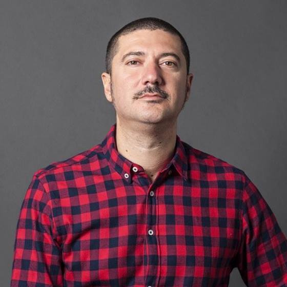 Marco Calabrese, graphic designer